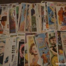 Cine: 101 PROGRAMAS DE MANO , CINE AÑOS 40 Y 50. Lote 205689441