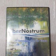 Flyers Publicitaires de films Anciens: IBERNOSTRUM - IBERCAJA, CON LA EXPO - DVD. Lote 205826492