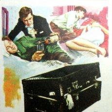 Cine: PROGRAMA DE MANO. FANGO EN LA CUMBRE (CLIVE DONNER), 1965. ALAN BATES DENHOLM ELLIOTT HARRY ANDREWS. Lote 206147838