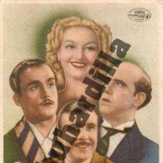 Cine: YO NO ME CASO - TEATRO SANJUÁN DE ÉCIJA (CA. 1944). Lote 206571048