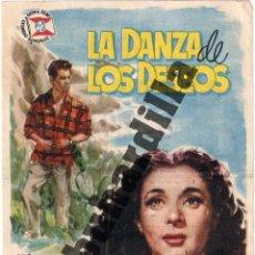 Cine: LA DANZA DE LOS DESEOS (LOLA FLORES) - SALÓN IMPERIAL DE ÉCIJA (CA. 1954). Lote 206573838