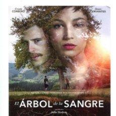 Cine: EL ÁRBOL DE LA SANGRE, CON EMILIO GUTIÉRREZ CABA,. Lote 206958038
