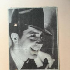 Foglietti di film di film antichi di cinema: CARLOS GARDEL - ESPÉRAME - PROGRAMA DE CINE - CANCIONERO. Lote 207313602