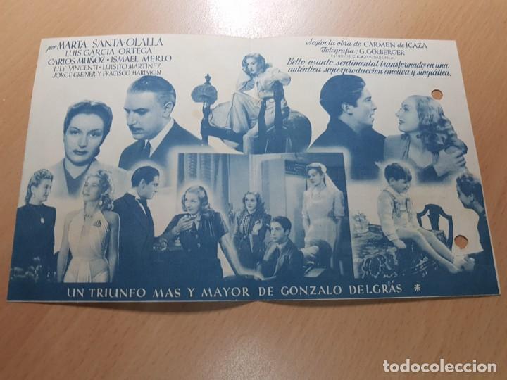 Cine: ANTIGUO PROGRAMA DE CINE CRISTINA GUZMAN PROFESORA DE IDIOMAS MURCIA JUCA FILMS - Foto 3 - 207632051
