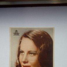 Cine: FOLLETO DE CINE A LAS 9 LECCION DE QUIMICA PORTADA FOTO DE ALIDA VALLI 1944 TEATRO CERVANTES. Lote 207932846