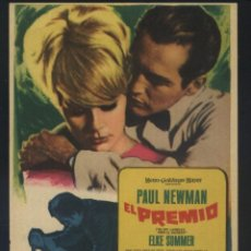 Cine: P-8788- EL PREMIO (THE PRIZE) PAUL NEWMAN - EDWARD G. ROBINSON - ELKE SOMMER - ANNA LEE. Lote 243420270