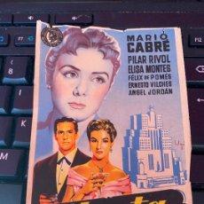 Cine: MARTA. MARIO CABRE.PILAR RIVOL.ELISA MONTES.FRANCISCO ELIAS.ERNESTO VILCHES. Lote 208400101