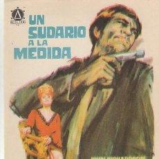 Cine: UN SUDARIO A LA MEDIDA CON ANITA EKBERG. Lote 209120703
