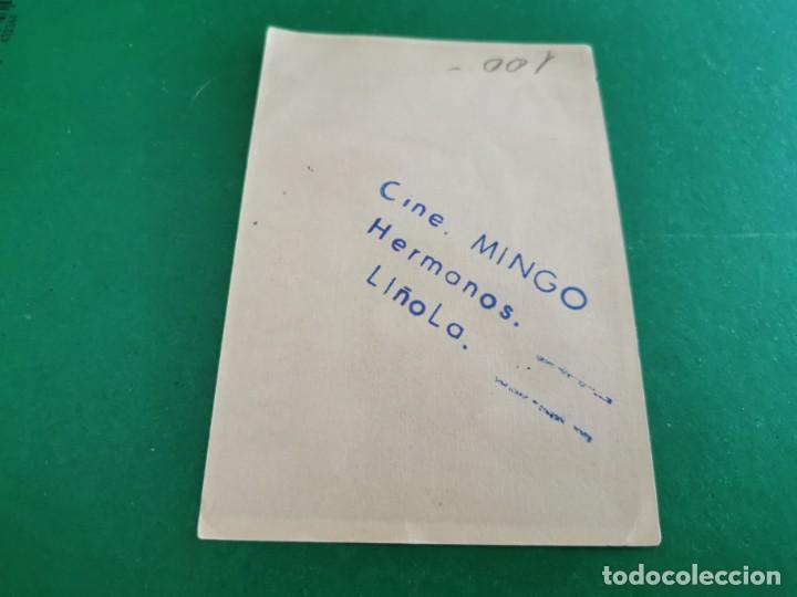 Cine: PROGRAMA DE MANO ORIG - DOS VIDAS - CINE MINGO - Foto 2 - 209695411