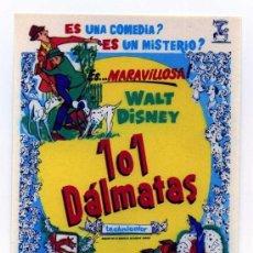 Cine: 101 DALMATAS. Lote 210001636