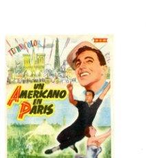 Cine: UN AMERICANO EN PARÍS, CON GENE KELLY.. Lote 210044945