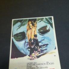 Folhetos de mão de filmes antigos de cinema: PROGRAMA DE CINE. C/P. EL ESPEJO DE LOS ESPIAS. NUEVO TEATRO CIRCO. 1972. Lote 210288092