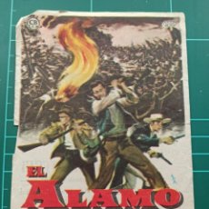 Cine: EL ÁLAMO B1. Lote 210358085