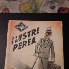 Cine: EL ILUSTRE PEREA. CINE IDEAL. DIPTICO.. Lote 210529705