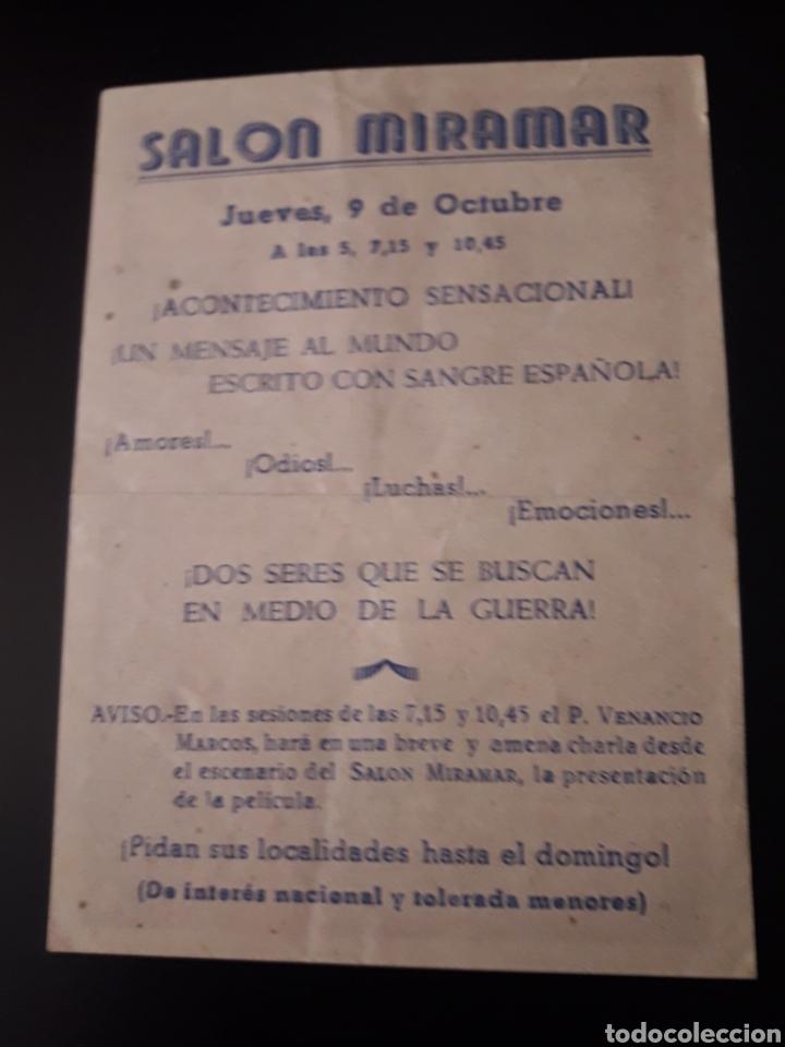 Cine: Cerca del cielo. Salón Miramar. - Foto 2 - 210534762