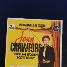 Cine: JOHNNY GUITAR. Lote 210820896