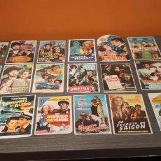 Cine: LOTE EE 25 PROGRAMAS DE CINES ANTIGUOS VARIADO VER FOTOS (SALIDA1€). Lote 210947679
