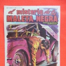 Cine: EL MISTERIO DE LA MALETA NEGRA, SENCILLO EXCTE. ESTADO, JOACHIM HANSEN, SIN PULICIDAD. Lote 211423167