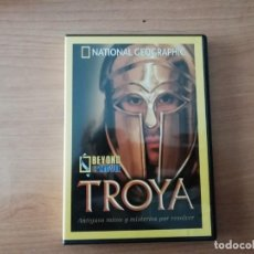 Cine: TROYA. NATIONAL GEOGRAPHIC. Lote 211471452