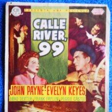 Cine: CALLE RIVER, 99. Lote 211770501