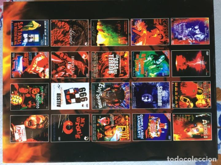 Cine: Terror. Caerás en la tentación 20 dvd - Foto 3 - 212088345