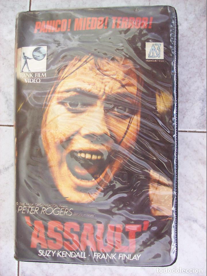 ASSAUT VHS (Cine - Folletos de Mano - Terror)