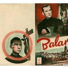 Cine: BALARRASA DOBLE. Lote 212911731