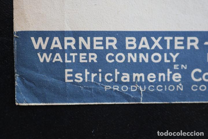 Cine: ESTRICTAMENTE CONFIDENCIAL - PROGRAMA DOBLE DE CINE DE MANO - DIFÍCIL - Foto 4 - 213240923