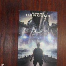 Cine: BATTLESHIP - FOLLETO MANO INVITACION PREESTRENO - TAYLOR KITSCH LIAM NEESON. Lote 213652581