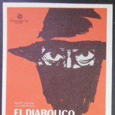 Cine: EL DIABOLICO DR MABUSE. Lote 213706275
