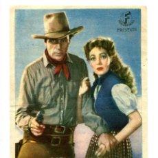 Cine: EL CABALLERO DEL OESTE, CON GARY COOPER.. Lote 214210923