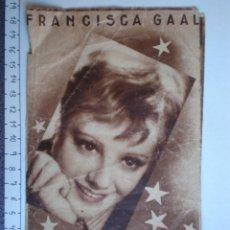 Cine: PROGRAMA CINE DOBLE: PETER - CINE DORÉ AÑO 1935. Lote 214293423