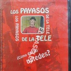 Cine: LOS PAYASOS DE LA TELE - Nº 4 - DVD CINE. Lote 215655547