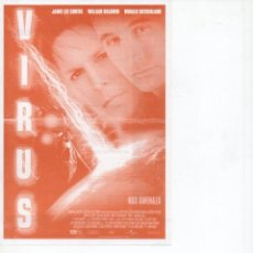 Cine: VIRUS. Lote 215701647