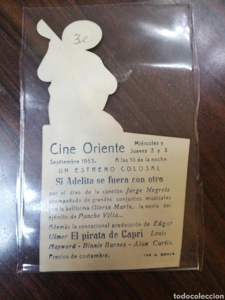 Cine: Programa de cine de Jorge negrete - Foto 2 - 215781695