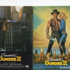 Cine: COCODILE DUNDEE II. Lote 217517993