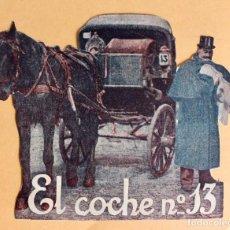 Cine: EL COCHE NUMERO 13- LYLI DAMITA - CINE VOLDREGANÉS-CASA REUS. Lote 217917281