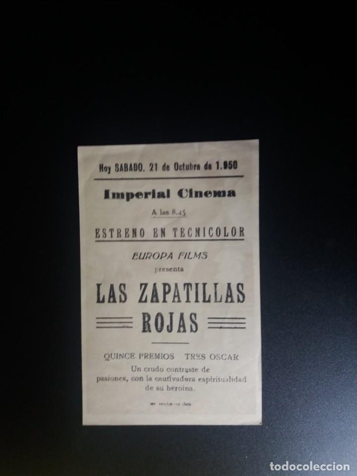 Cine: Las zapatillas rojas C/P - Foto 2 - 218678996