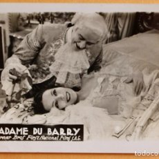 Flyers Publicitaires de films Anciens: MADAME DU BARRY- CINE FANTASIO - 1934. Lote 218701111