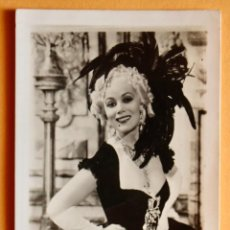 Flyers Publicitaires de films Anciens: MADAME DU BARRY- CINE FANTASIO - 1934. Lote 218701976
