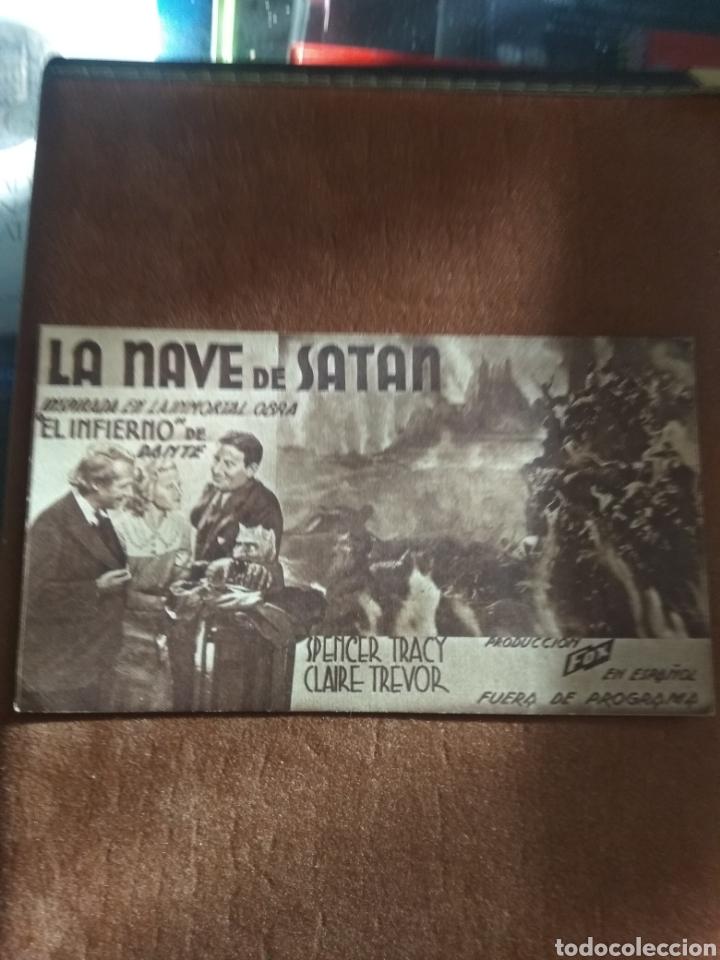 Cine: Lote 3 Programas Cine Antiguos 1936 - Foto 6 - 219097048