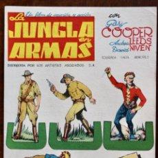 Cine: LA JUNGLA EN ARMAS - GARY COOPER - 1939. Lote 219268071