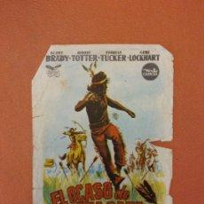 Cine: EL OCASO DE UNA RAZA. SCOTT BRADY. GENE LOCKHART.. Lote 219272616