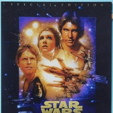 Cine: CARTEL DE STAR WARS SPECIAL EDITION. Lote 219311301