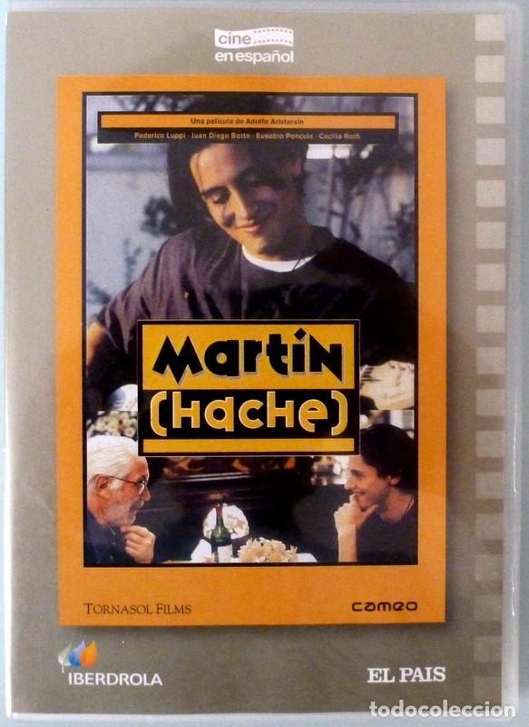 DVD- CINE ESPAÑOL - MARTIN HACHE (Cine - Folletos de Mano - Clásico Español)