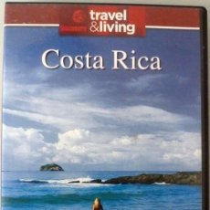 Cine: DVD- PARA VIAJAR- COSTA RICA. Lote 219316426