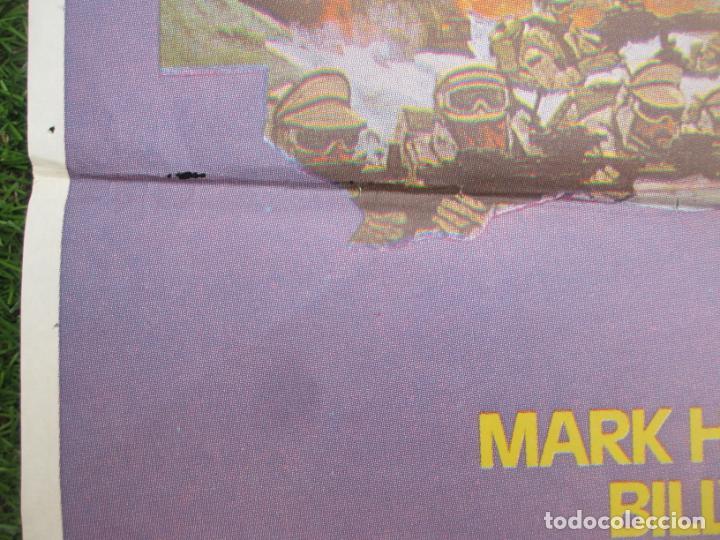 Cine: CARTEL CINE LA GUERRA DE LAS GALAXIAS EL IMPERIO CONTRAATACA CONTRATACA HARRISON FORD 1980 C1150 - Foto 3 - 220265538