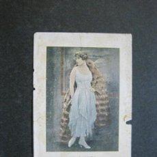 Cine: LILI DAMITA-LA POUPEE DE PARIS-PROGRAMA DE CINE-CAPITOL CINEMA-AÑO 1926-VER FOTOS-(74.818). Lote 221311122