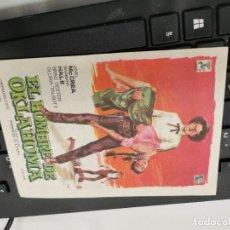 Cine: PROGRAMA DE MANO ORIG - EL HOMBRE DE OKLAHOMA - CON CINE PRINCIPAL IMPRESO DORSO. Lote 221561581