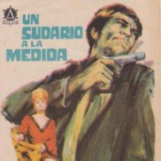 Cine: PROGRAMA DE CINE – UN SUDARIO A LA MEDIDA – ANITA EKBERG – S/P. Lote 221603060